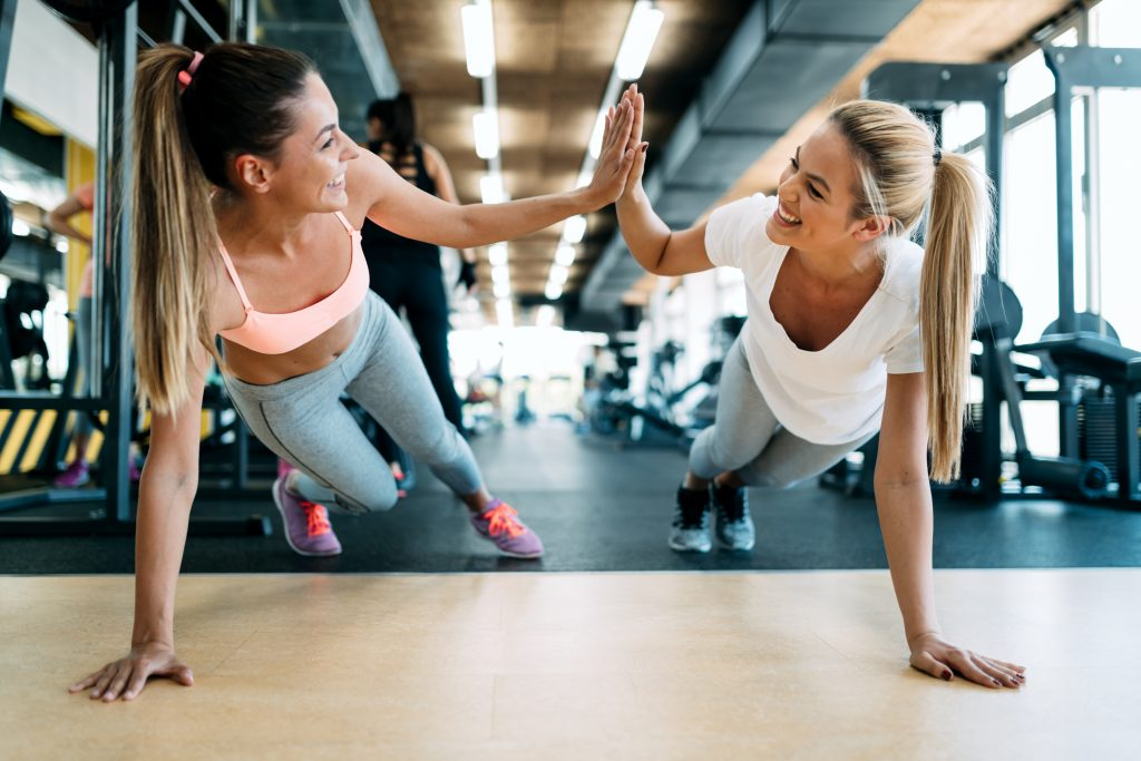 Calling All Workout Buddies: Here are 8 Home Workout Moves